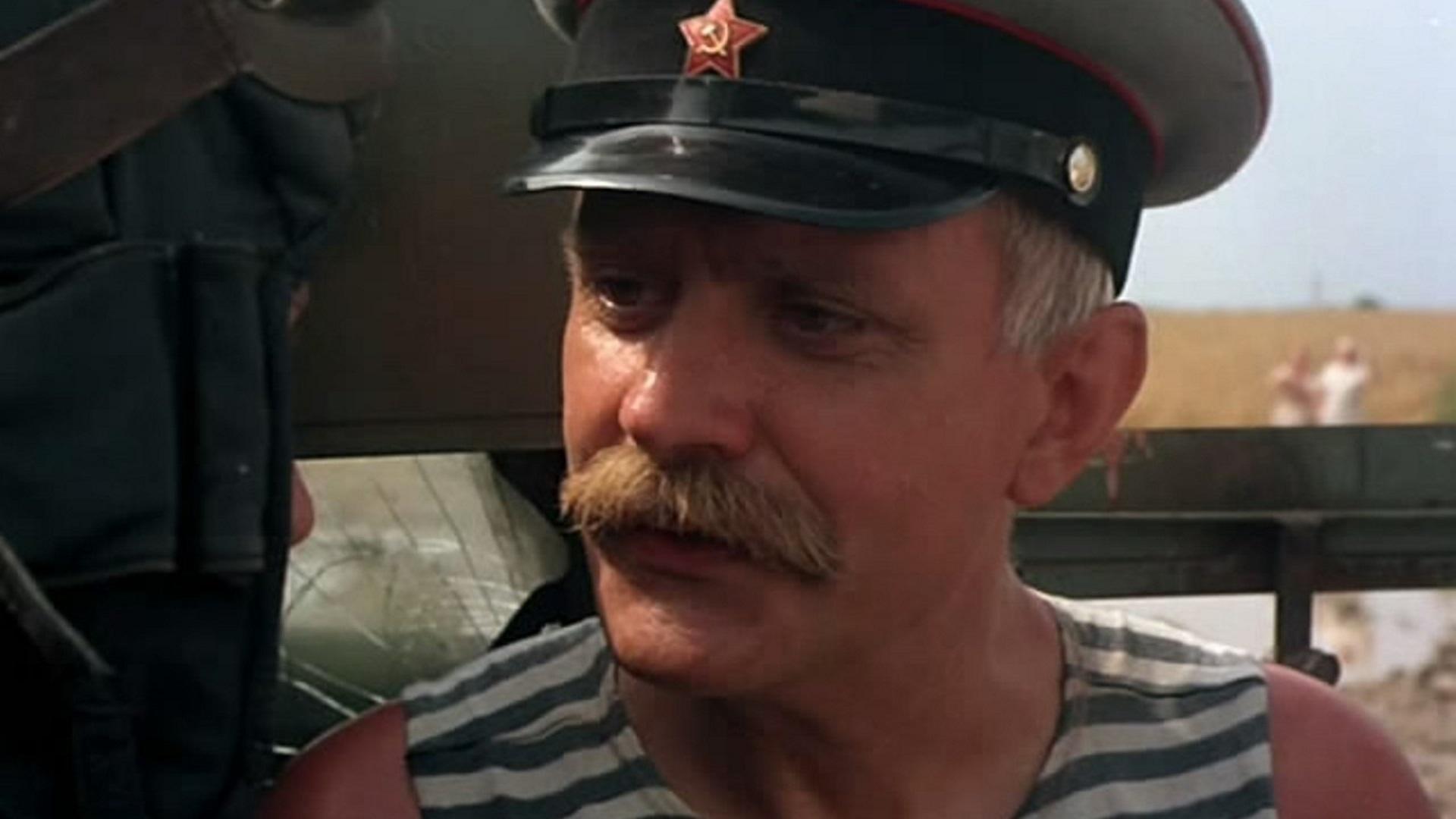 Кадр из фильма «Утомлённые солнцем»