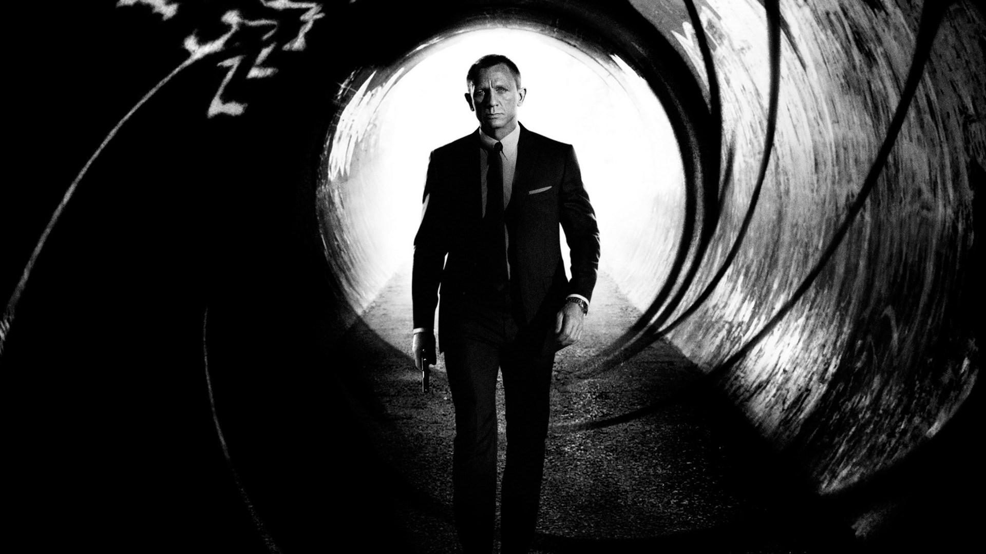 """Постер к фильму «007: Координаты """"Скайфолл""""» (Skyfall)"""
