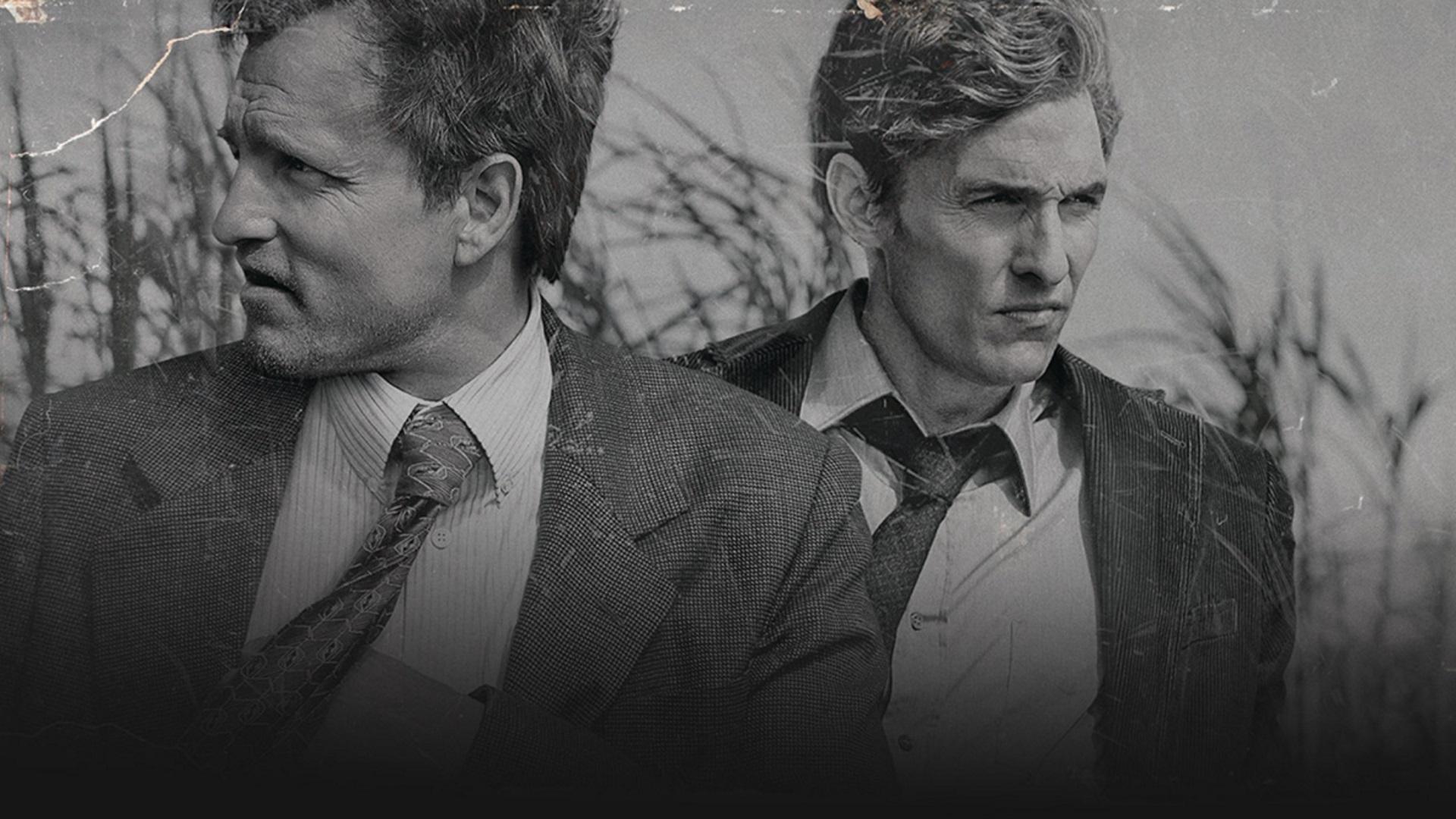 Постер сериала Настощий Детектив (True Detective)